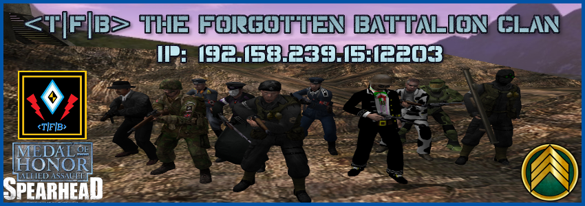 The Forgotten Battalion Clan